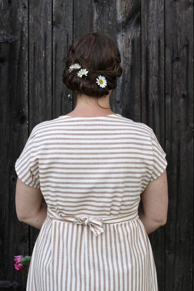 Klänningen Helfrid www.malinbohm.se