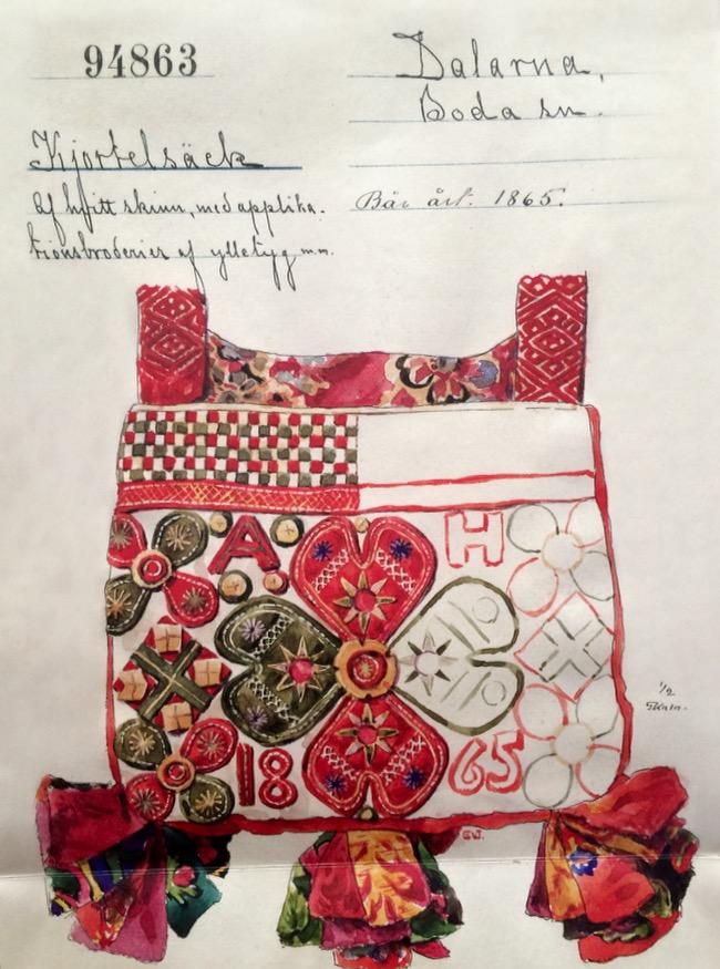 Kjolsäck från Boda www.malinbohm.se